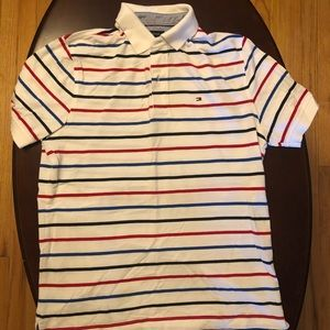Men's Tommy Hilfiger Polo shirt Sz M (Classic Fit)